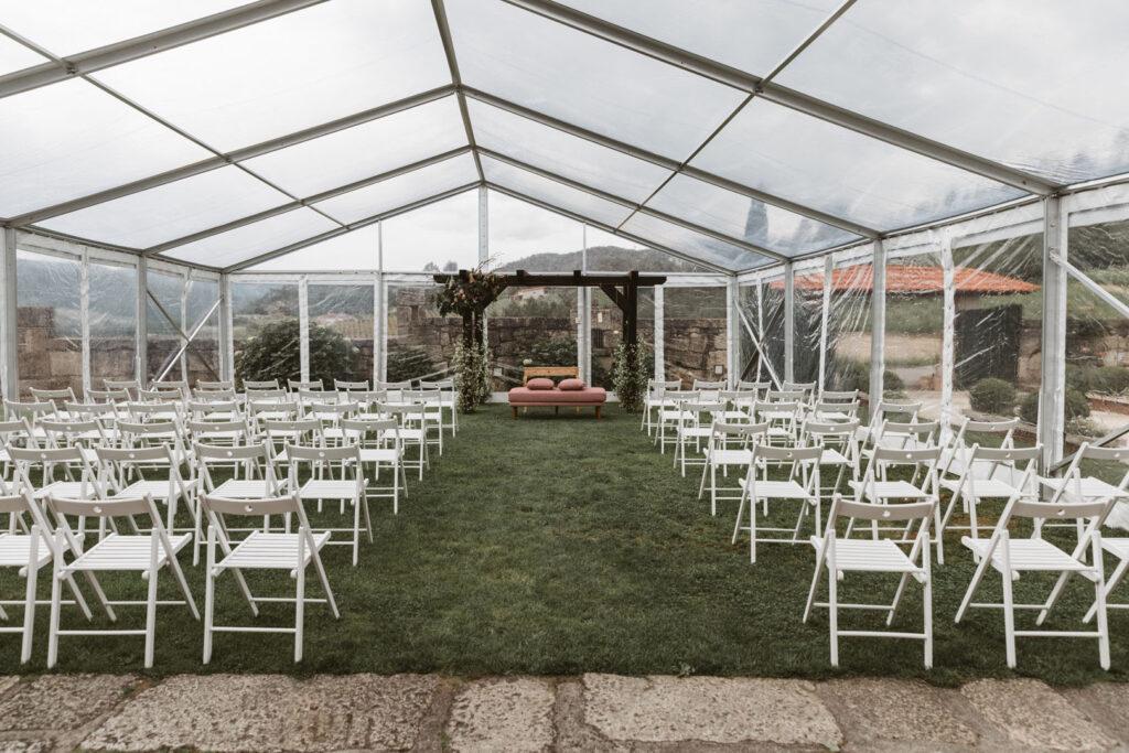 Restaurante Sábrego boda